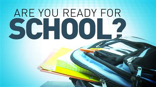 Ready for School?